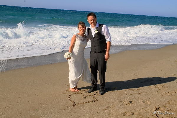 crete ist the perfect location for your dreamwedding