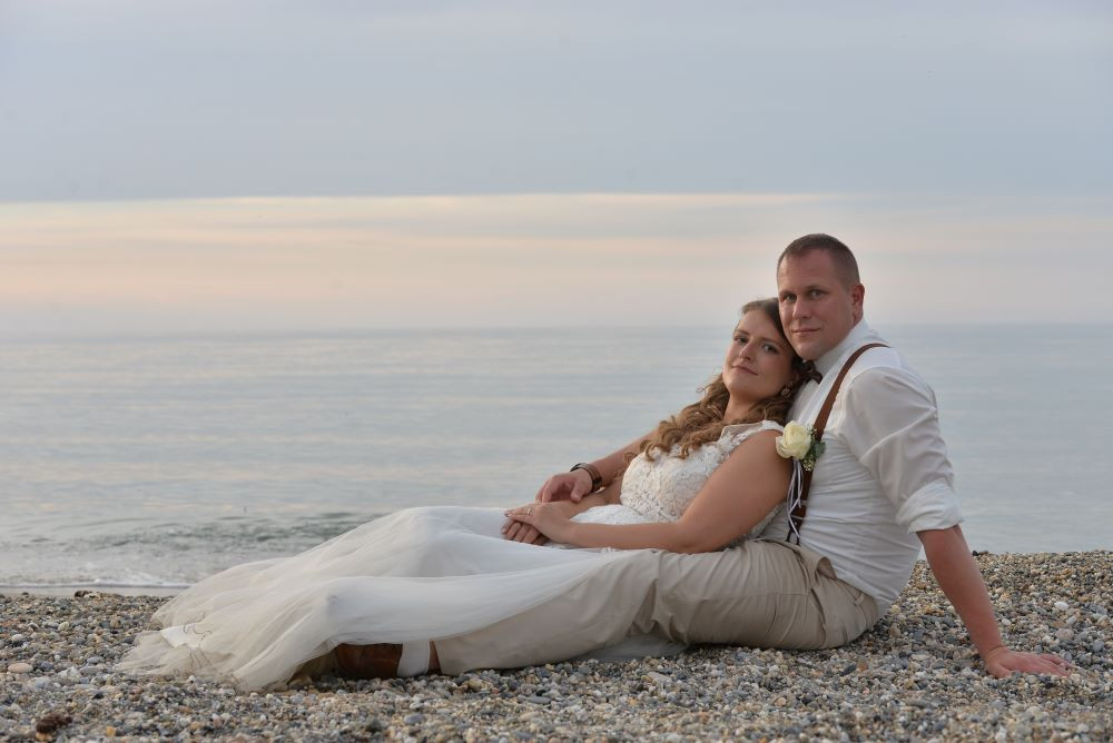 Monika Fabian beachwedding crete
